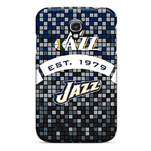 Fashionable Mqt3481XJLB Galaxy S4 Case Cover For Utah Jazz Protective Case
