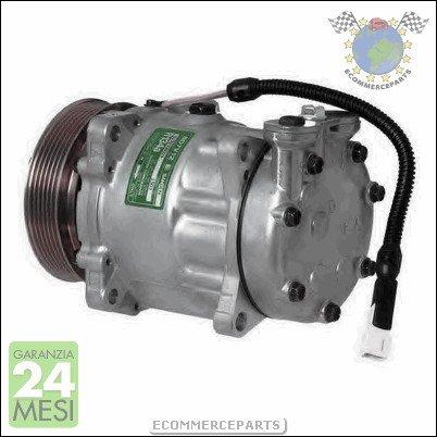 xwl Compresor Aire Acondicionado SIDAT Peugeot 206 2 Volumi/CO: Amazon.es: Coche y moto