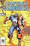 img - for Captain America #319