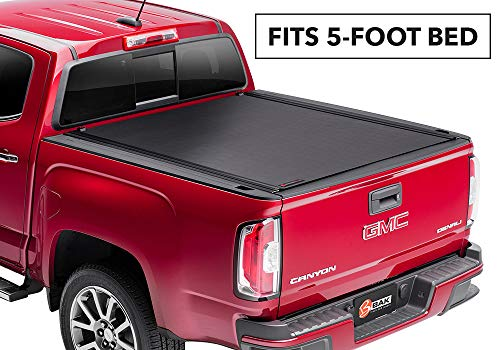 BAK Revolver X4 Hard Rolling Truck Bed Tonneau Cover | 79426 | fits 2016-18 Toyota Tacoma 5' bed