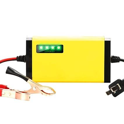 Bloomma Cargador/Mantenedor de batería Totalmente automático ...