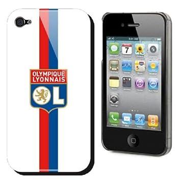 coque iphone 4 olympique lyonnais