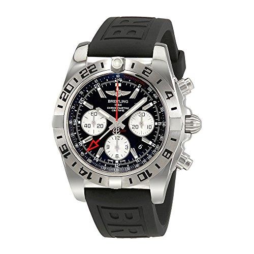 Breitling Chronomat 44 Chronograph Automatic Mens Watch AB0420B9-BB56BKPT3