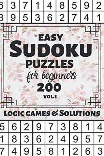 Halloween Crossword Puzzle Answers (Easy Sudoku Puzzles for Beginners: 200 Easy Sudoku Logic Games and Solutions for Kids and Learners.  Multiple Grids (Series Vol 1) : Halloween, ... and Christmas Gift . Activity)