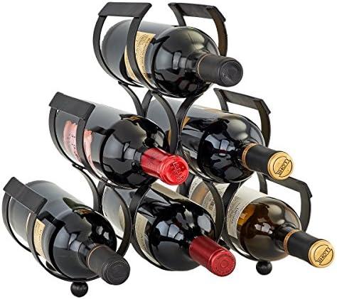 Old Dutch 6 Bottle Wine Rack