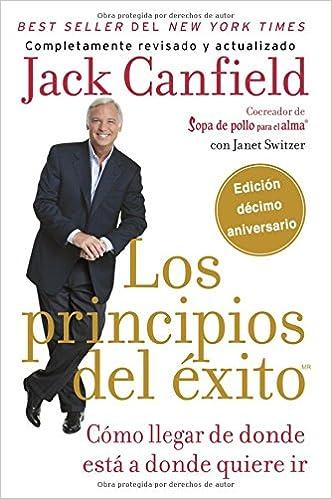 jack canfield los principios del exito
