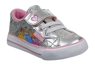Amazon.com   Disney Princess Sparkle Tennis Shoes Aurora ...