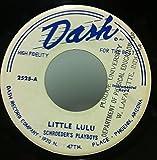 SAM MITCHELL & SCHROEDER'S PLAYBOYS LITTLE LULU 45 rpm single