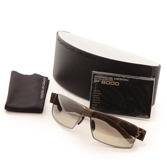 Porsche Design - Gafas de sol - para hombre D: Amazon.es ...