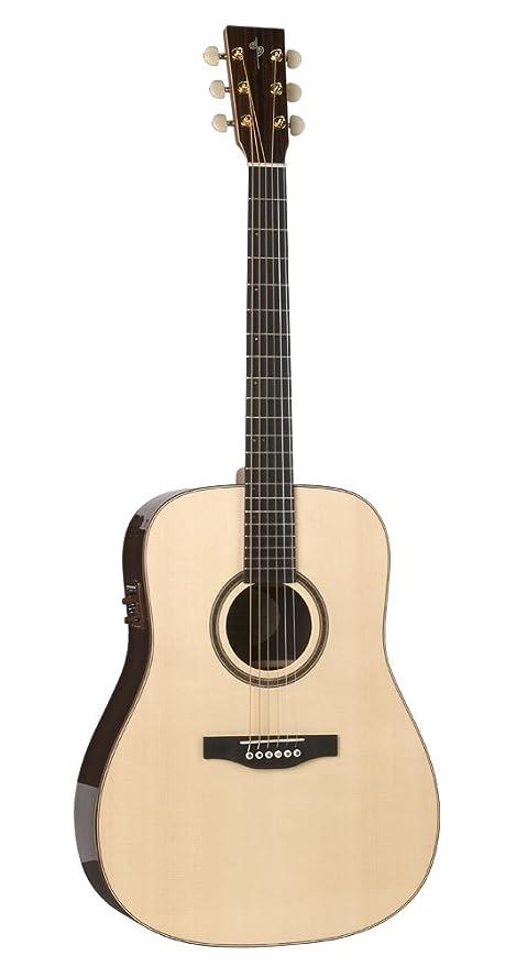 simon & patrick acoustic guitar