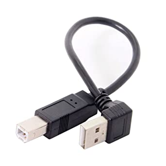 Cablecc - Cable USB 2.0 macho a B macho para escáner de ...