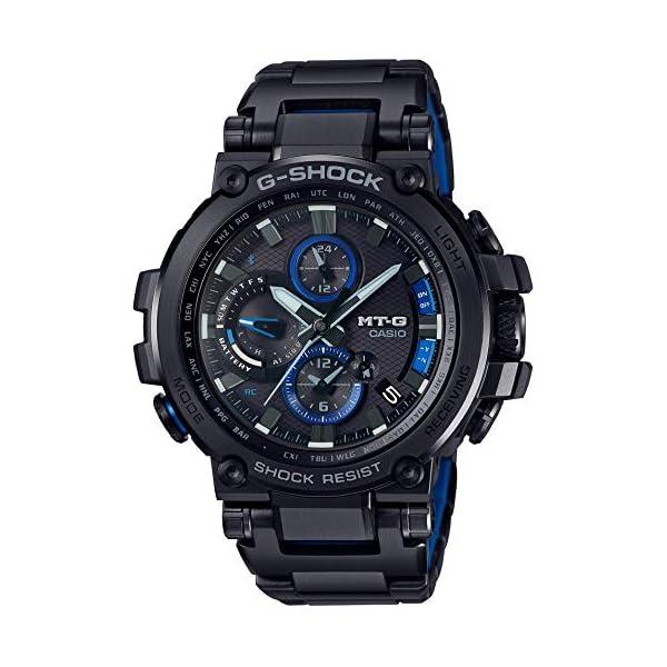 G-Shock [Casio] de CASIO MTG Equipado con Bluetooth de Radio Solar MTG-B1000BD-1AJF Hombres 2