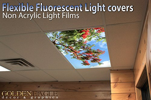 Suspended Ceiling Fluorescent Lights - 9