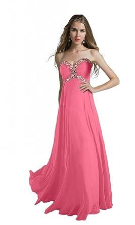 ANGELWARDROBE Bridesmaid Prom Ball Floor Length Dress Dusky Pink-4