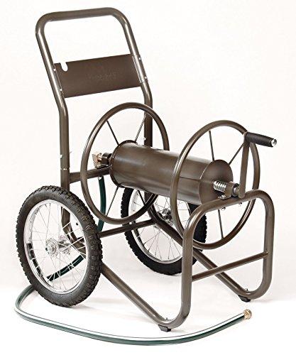 Liberty 2PAZ3 Hose Cart, 2 Wheels, 14 Ga Steel (Hose Reel Wheel 2)