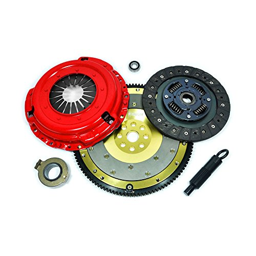 EFT STAGE 1 CLUTCH KIT+ALUMINUM FLYWHEEL for ACURA RSX HONDA CIVIC Si