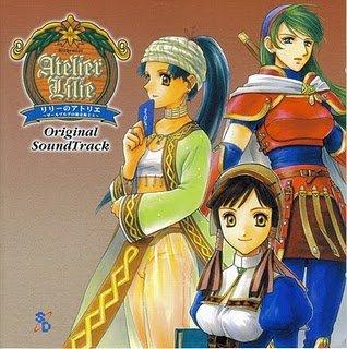 Atelier Lilie (Elie) Original SoundTrack Anime