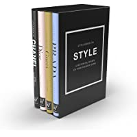 The Little Guides to Style: The Story of Four Iconic Fashion Houses