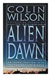 Alien Dawn, Colin Wilson, 0880642599