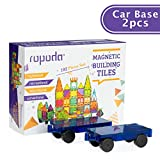 ROPODA Magnetic Tiles 102 PCS, Magnetic Building