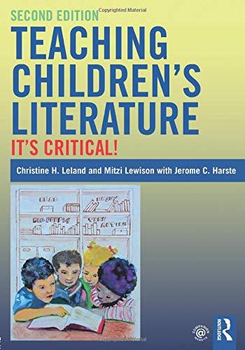 Teaching Children's Literature