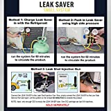 Leak Saver: Direct Inject Small System