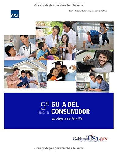 Descargar Libro Guia Del Consumidor 2016 Us General Services Administration