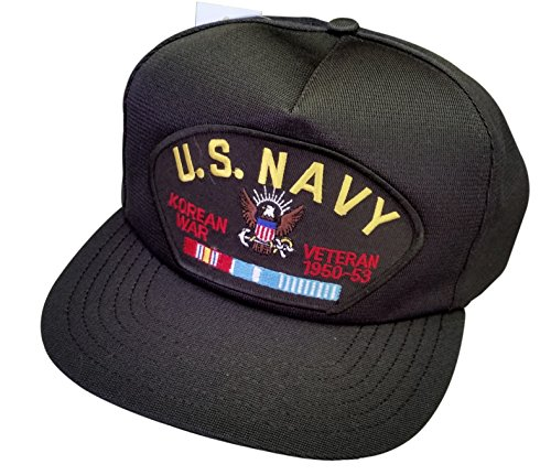 US Navy Korea Veteran Ball Cap