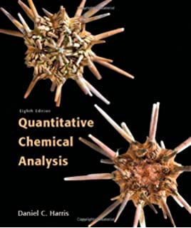Physical chemistry 9th edition atkins de paula 9781429218122 quantitative chemical analysis fandeluxe Images