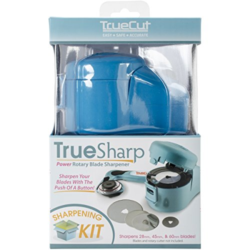 Cutter Sharpener - Grace Company TrueCut TrueSharp Power Rotary Blade Sharpener
