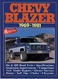 Chevy Blazer, 1969-81, R. M. Clarke, 1855200465