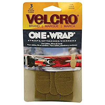 VELCRO Brand - ONE-WRAP For Cables, Wires & Cords