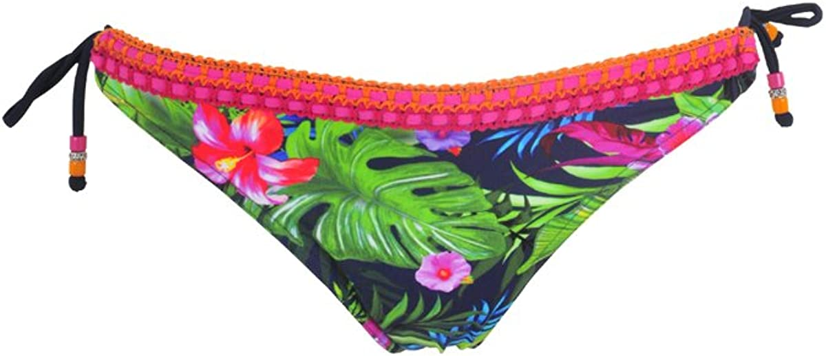 Bleu Bas de Bikini Culotte Nou/ée BANANA MOON Caspia MAOLI