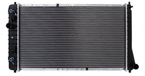 Pontiac Used Sunfire (RADIATOR FOR PONTIAC CHEVY FITS CAVALIER SUNFIRE 2.2 2.4 2.3 L4 4CYL 1687)