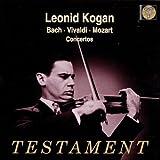 Bach / Vivaldi / Mozart - Concertos pour violon