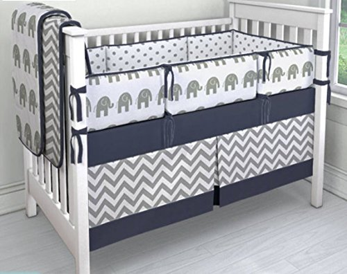 Custom Baby Nursery Bedding - 1