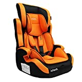Infanti Autoasiento Tipo Booster, Black/Orange
