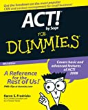 ACT! by Sage for Dummies, Karen S. Fredricks, 0470192259