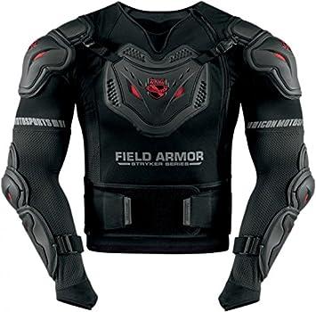 Icon Stryker Rig protectores - Chaleco Chaqueta Moto Quad protectores Camisa: Amazon.es: Coche y moto