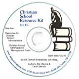 Christian School Resource Kit, Demuth, Dennis M. and Demuth, Carol M., 1880705249
