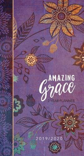 Amazing Grace 2019/2020 Planner: 2-Year Pocket Planner