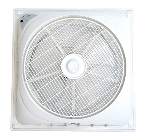 SPT SF-1691C DC-Motor Drop Ceiling Fan, 16