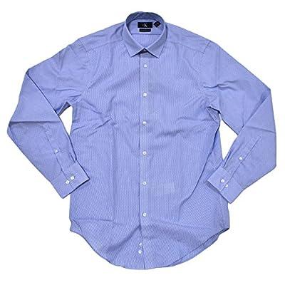 Calvin Klein Men's Spread Collar Slim Fit Non-Iron Dress Shirt