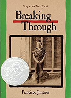 Breaking Through by Francisco Jim?ez (2002-10-01)