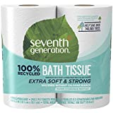 Seventh Generation Bathroom Tissue 300 Count, 2 Ply