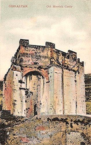 (Old Moorish Castle Gibraltar)