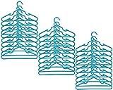 Delta Nursery Hangers 30 Pack For Baby, Toddler, Kids, Children (3 Packs of ...