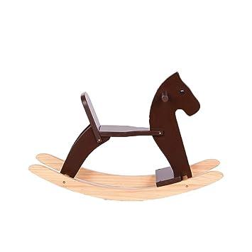 Dondolo Che Dondola.Cavallo A Dondolo Zjing La Sicurezza Solida Del Legno