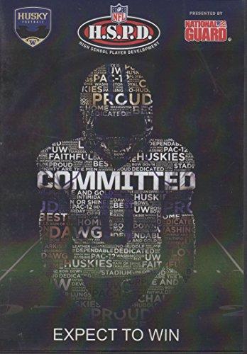 Expect To Win: NFL HSPD 2014 University of Washington Football Instructional DVD (High School Player Development)
