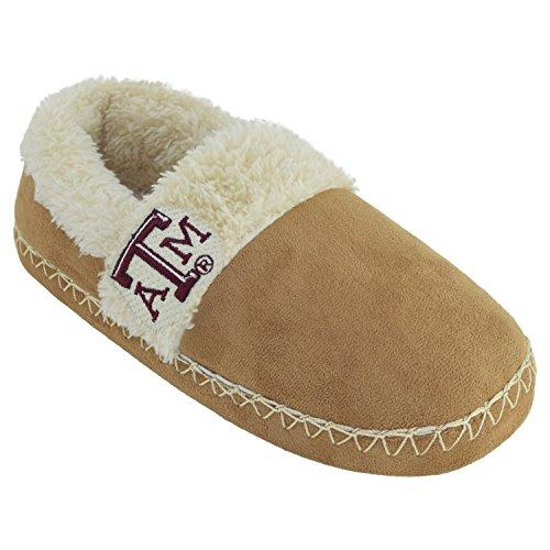 NCAA Texas A&M Aggies Women's Alinea Line Shoes, Chestnut, Medium Texas A&m Tailgate